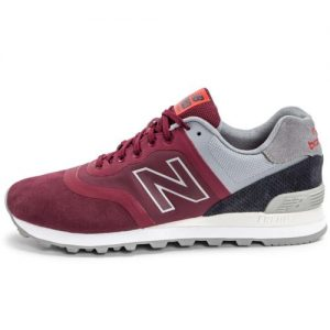 New balance 574 bordeau